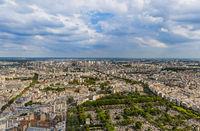 Cemetery Montparnasse in Paris France