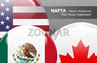 NAFTA - North American Free Trade Agreement