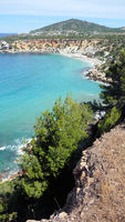 Ibizas Küste