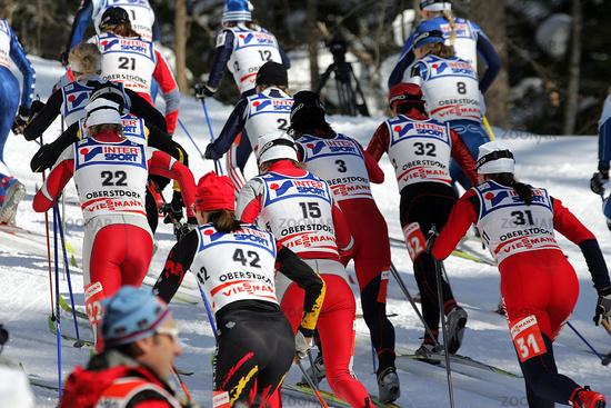 Cross-Country Skiing, Women