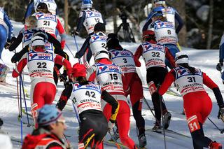 Skilanglauf Frauen