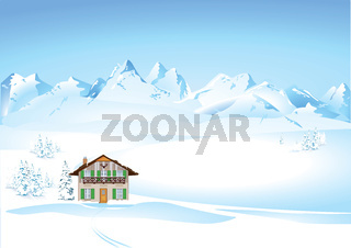 Haus in Winterlandschaft.jpg