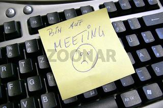 Symbolbild Meeting