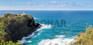 Bird sanctuary at Kilauea Lighthouse