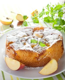 Apfelkuchen / apple pie