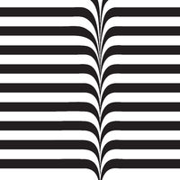 Striped abstract background. black and white zebra print. illustration