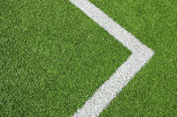 Football Field Detail Lawn & Right Arrow