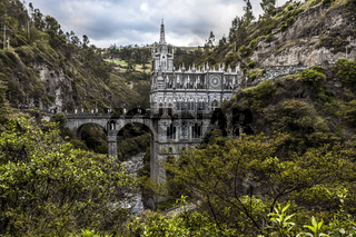 Sanctuary of Our Lady, Las Lajas, Colombia
