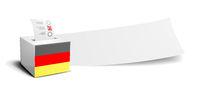 Germany Banner Ballot