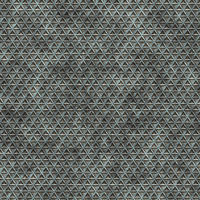 seamless texture of small triangle shapes in a metal palte