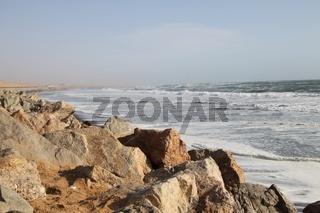 Steinküste