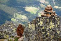 Felsen in Südtirol