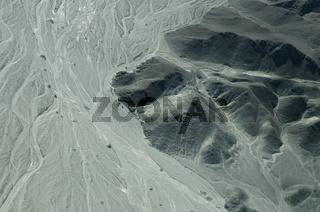 Astronaut Nazca Linien  Peru