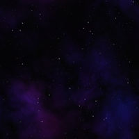 a seamless sky by night with lots of stars