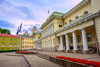 The Presidential Palace, Vilnius Old Town, Lithuania