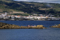 Islets off the Azores