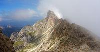 Cima di Terrarossa, Dolomites, Italy