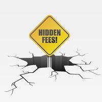 Deep Crack Hidden Fees