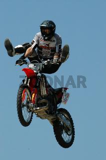 Motocrossflug
