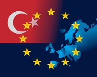 EU and national flag of Turkey.jpg