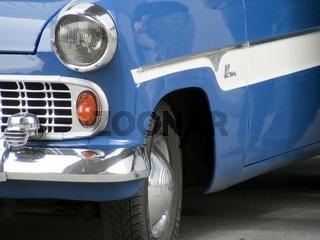 Oldtimer Ford 12m