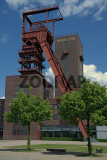 Foerderturm /winding tower