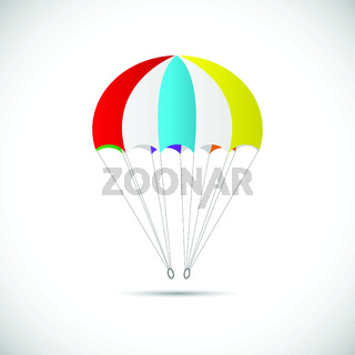 Parachute Illustration
