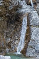 waterfall in Friuli