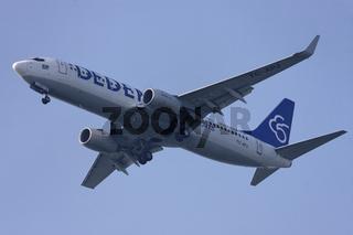 Pegasus Airlines - Boeing 737 beim Landeanflug