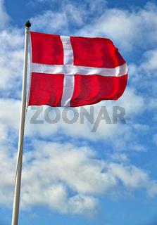 dänsische Nationalflagge