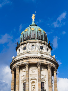 dome of French Cathedral in Berlin