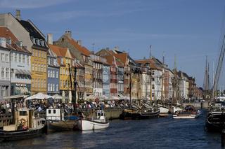 Kopenhagen Nyhavn - copenhagen