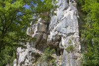 Felsformationen in der Oberpfalz