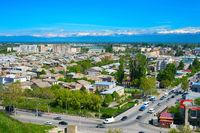 Gori cityscape, Georgia