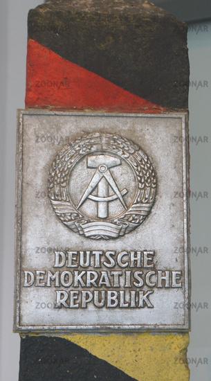 Landmark East Germany,German Democratic Republic