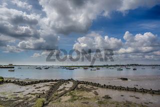 Estuary in Suffolk