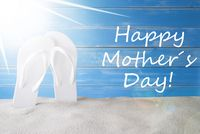 Sunny Summer Background, Text Happy Mothers Day