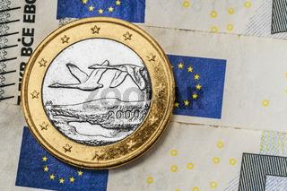 Europaeisches Geld   European money