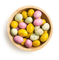 Sweet easter eggs.