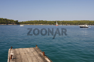 Bucht | Bay Sv. Eufemija, Rab