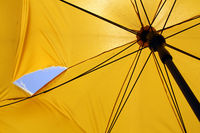 Beach Umbrella with Rip