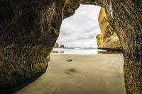 Tunnel Beach