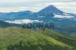 Khodutka Volcano. South Kamchatka Nature Park.