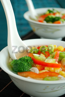 Chineese sweet sour soup
