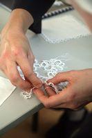 Process of lace-making