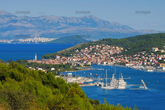 Trogir in Dalmatien - Trogir in Dalmatia, Croatia
