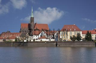 Kreuzkirche Breslau   Church of the Holy Cross, Wroclaw