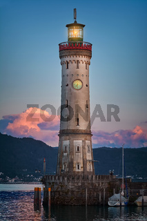 Lighthouse in Lindau