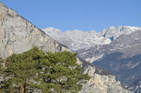 View to the Brenta group