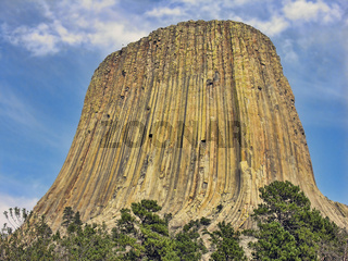 Devil's Tower, Wyoming